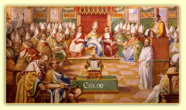 Holy+Council+of+Nicea