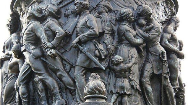 Civil war slavery