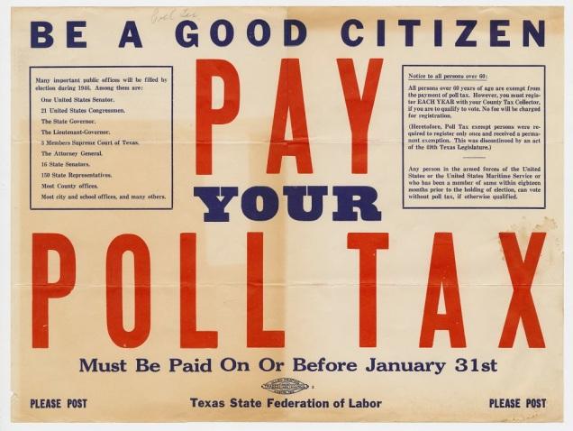 poll tax