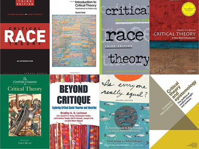 Critical Book Covers